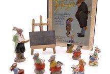 Toys vintage antique