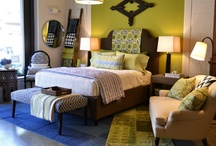 Timothy Paul Beds / Beds designed at the Timothy Paul Home showroom