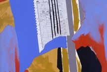 Art I love - Robert Motherwell / Abstract Expressionism I love...