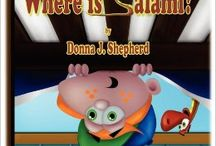 Where is Salami? / Beth's little brother has so many pets, he's lost track of a few. Animals are all over the place! Can he find them before his sister finds out they have escaped? Children will delight in spying the animals in the vibrant illustrations and discovering hidden items on every page. Humorous rhymes entertain and inform with fun facts about the creatures for an educational benefit. Suggested age range for readers: 2-5. #book #children #kids #picturebook #kidlit #animals