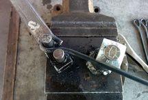 Iron & blacksmithing