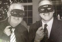 Masquerade Wedding Photos