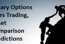 Binary Options Pairs Trading | Asset Comparison Predictions