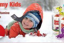 Healthy & Happy Kids / Copii sanatosi si parinti fericiti!
