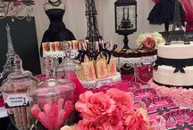 candy buffet / by Vanessa Ford
