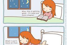 read more, sleep less