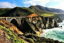 Epic West Coast Road Trip / Places to stop on my epic road trip