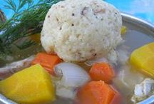 Soups / by Rut Ben Yehuda
