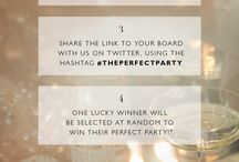 Plan the Perfect Party