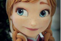 Perfect sugar face