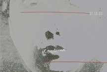 Fine art - expressive faces A1