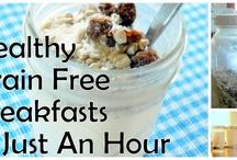 GLUETEN  FREE, PALEO, AND GRAIN FREE FOOD / by Erin Capezzera