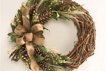 harvest decoration - christmas