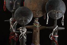 Afro Sculpture