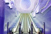 Most Beautiful Metro Station Around The World