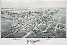 Plano Old & New / This board is about Plano, Texas.  The past, present & future.