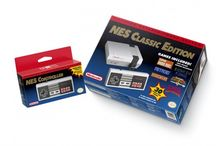 NES Mini comienza a agotarse