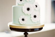 Mint and Black Weddings