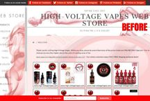 Vape Shop Ecommerce Websites / Choose the best Vape Shop Ecommerce Websites. A web designer needs to consider a variety of online selling principles while designing an ecommerce website. Nevertheless a close have a look at some efficient ecommerce websites will certainly reveal theoretical distinctions that are normal in a reliable ecommerce website.