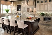 kitchens - wow!!