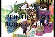 Arts and crafts for book making