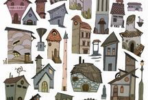 Illustrations: Environments