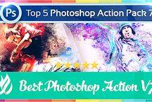 Premium Photoshop Action / Best Premium Graphic & Photoshop Action