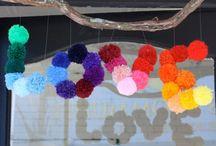 Yarn Bombing - Interiors