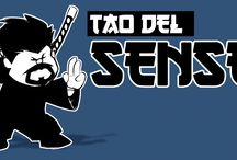 SENSEI / POSES AND ART OF MY TAO OF THE SENSEI, follow his adventures at sensei.ricardoosnaya.com