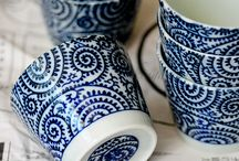 Japanese porcelain and pottery