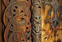 NORDIC WOODCARVING