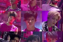 "NCT ""엔시티"" / - NCT U - NCT 127 - NCT DREAM"