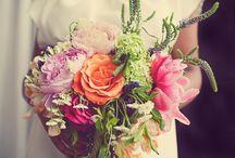 Weddings: Garden / Outdoor garden wedding inspiration.