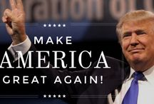 Trump For President / We Support Donald Trump For President 2016