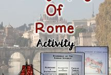 Ancient Rome-Ancient Civilizations / This board focuses on resources that emphasize the importance of Ancient Rome as a foundational Ancient Civilization.