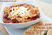 Recipes / #recipes #easyrecipes #familyfriendlyrecipes #crockpot #quickdinnerrecipe  / by The Chirping Moms