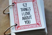 DIY Valentine's Gift Ideas & Crafts