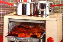 Old British Cookers