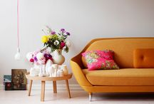 Bright color interiors / by Wedding Connections