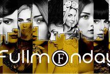 Fullmonday - Monday Night / The concept of lifestyle and beauty thru a fashion  attitude