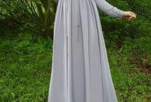 Minimalism Hijab Outfit