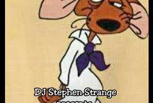 DJ Stephen Strange mixes