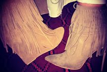 Shoes / Fringe #platforms