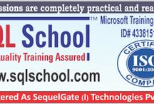 SQL Server Training Center / SQL School is have been offering the best possible Trainings and Job Support services in SQL Server Dev, SQL DBA and MSBI (SSIS, SSAS, SSRS). For more than 8 Years. NOW .. We are into Power View and Power Pivot. Embedded in SSRS SQL BI - MSBI Training course. Details @ http://sqlschool.com/MSBI-Online-Training.html For Free demo: CALL US: 9666440801 (India : 0091) or CALL US (510) 400-4845 (USA: 001) Mail us: contact@sqlschool.com Website: www.sqlschool.com