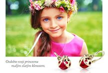 Cutie Summer Collection / Beautiful children jewellery for the summer