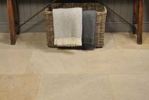 Flagstones & Stone Tiles / All our flagstones are natural quarried limestone, we do not sell reconstituted stone nor pressed flags – only what Mother Nature provides. Our stones range from quintessential English colours similar to Bath stone & Cotswold stone through to more dramatic greys & blacks. Available in large format mixed lengths our natural limestone flagstones create stunning floors full of the beauty of a wonderful natural product.