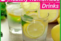 Healthy Drinks / Best healthy drinks you can make at your home.