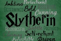 Slytherin are Cunning