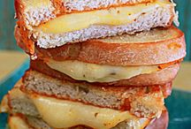 Sandwiches / by Lindsey Schofield