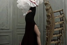 Fashion on a chair